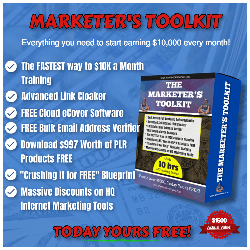 Marketers Toolkit